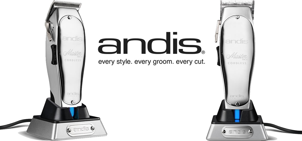 1 x ANDIS MASTER CORDLESS