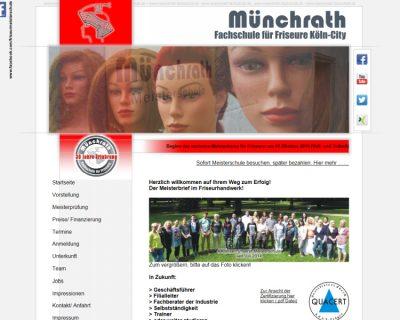 Bild zu Fachschule für Friseure Münchrath Köln-City