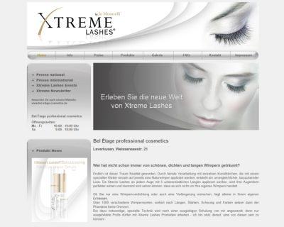 Brancheneintrag: BEL ÈTAGE professional cosmetics