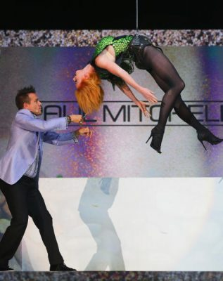 Opening-Show Paul Mitchell® Gathering in Las Vegas 2014