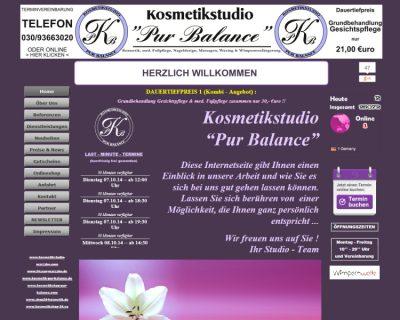 Bild zu Kosmetikstudio Pur Balance