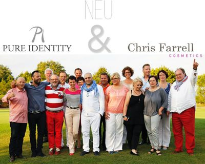 Bild - Neue Beauty Allianz: Pure Identity und Chris Farrell