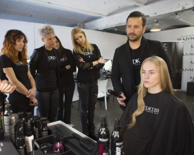 REDKEN ist Hairstyling-Partner bei Marcel Ostertag Show