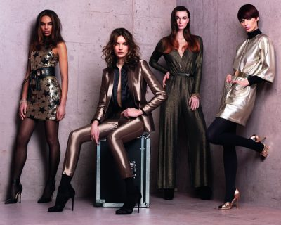 Friseurwelt - TIGI pr�sentiert die neue �ustom collection brunettes