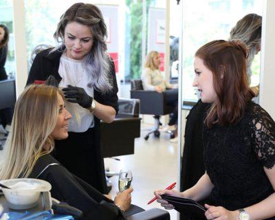 Bild: Wella Professionals - exklusiver Haarpartner des myself Coachings