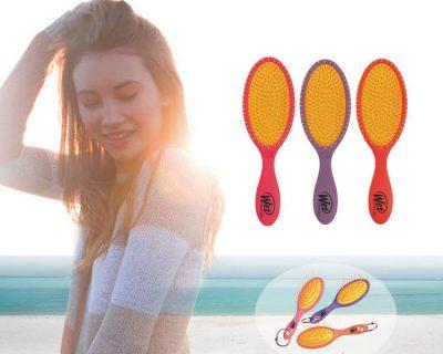 Bild: Farbenfroher Sommer - mit Wet Brush Pro Neon!