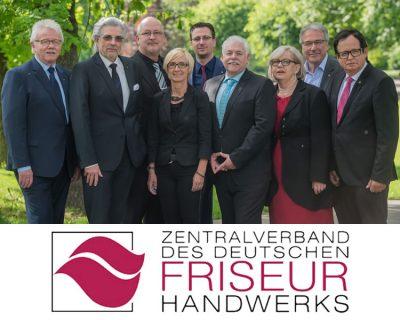 Bild: Mitgliederversammlung 2017 in Mainz: ZV-Präsident Harald Esser im Amt bestätigt