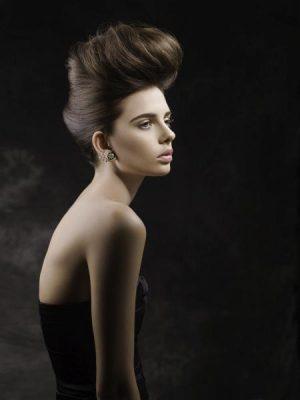 NUDE HAIR - by Christine Margossian
