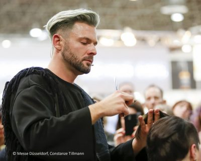Bild - Messesplitter: TOP HAIR Düsseldorf - Kurzinterview mit Daniel Golz