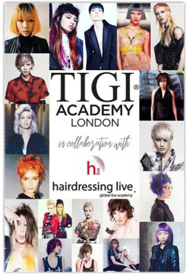 TIGI Collection Preview / Online Education