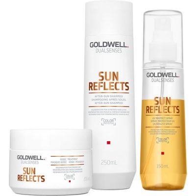 Goldwell Dualsenses Sun Reflects: Optimale Sonnenpflege