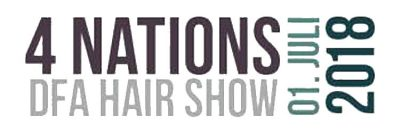 8 - Show of the Year: Die dfa 4 Nations Hair Show am 01.07.2018