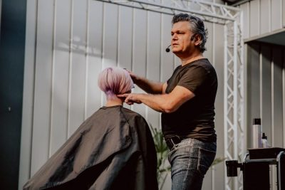 16 - 4 Nations Hair Show der Deutschen Friseurakademie