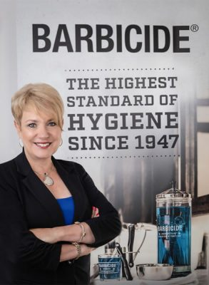 Lee Ann Schoepf, Head of Sales and Marketing Barbicide