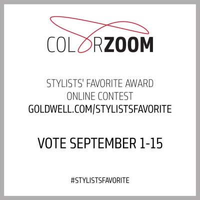 Goldwell Stylists Favorite Award 2018