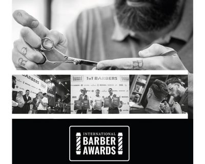 Bild - Live-Competitions fürs Finale International Barber Awards 2018