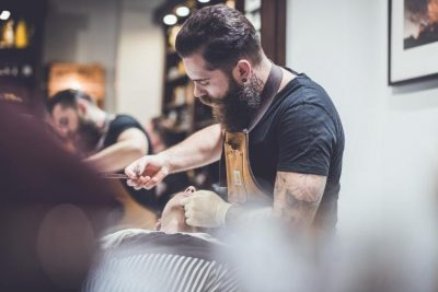20 - Live-Competitions fürs Finale International Barber Awards 2018
