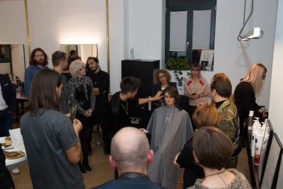 18 - TIGI Copyright: Good vibes @ Fatih Hairdressing Stuttgart