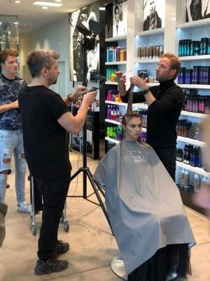 Behind the Scenes' mit Akos Bodi