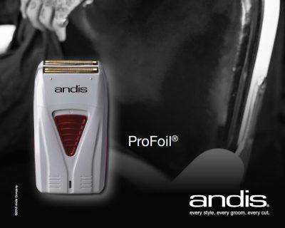 Bild zu ProFoil® - Lithium-Ionen Titan-Folienrasierer