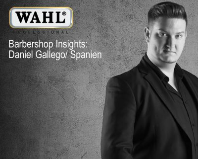 Bild zu Barbershop Insights mit Daniel Gallego/ Spanien