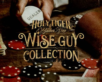 Bild zu The Wise Guy Kollektion - Holy Tiger Barbershop