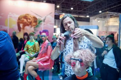 Kao Salon Division auf der Top Hair - Die Messe 2019