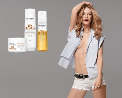 Bild: Goldwell Dualsenses Sun Reflects: Optimale Sonnenpflege