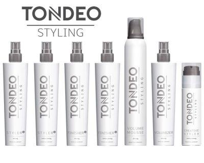 Bild zu TONDEO STYLING - 7 Produkte mit Stil!