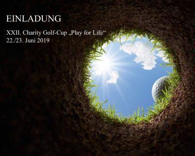 Bild zu Golf spielen und Gutes tun 2019