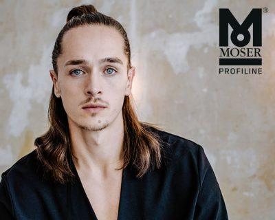 Frisurentrend: Moser goes Urban - Step-by-Step zum Trendlook 2019 Longhair Men