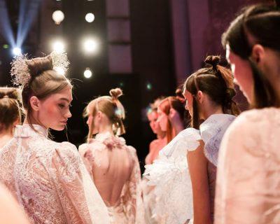 Frisurentrend: La Biosthétique & Lana Mueller - Berlin Fashion Week 2019