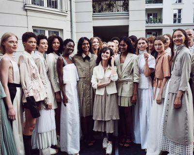 Frisurentrend: La Biosthétique x Nobi Talai - Berlin Fashion Week 2019