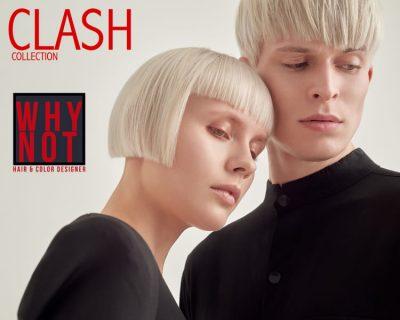 Frisurentrend: CLASH