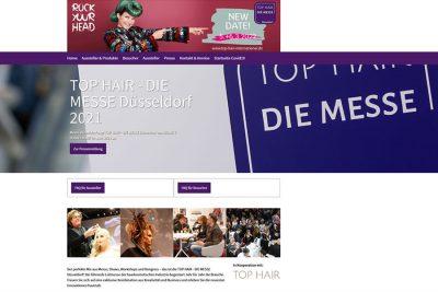 Friseurmesse: TOP HAIR Düsseldorf - DIE MESSE 2021