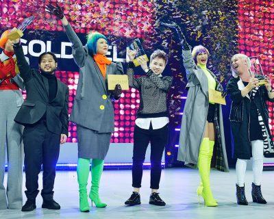Bild zu Goldwell feiert die Internationalen Gewinner der Color Zoom Challenge 2019