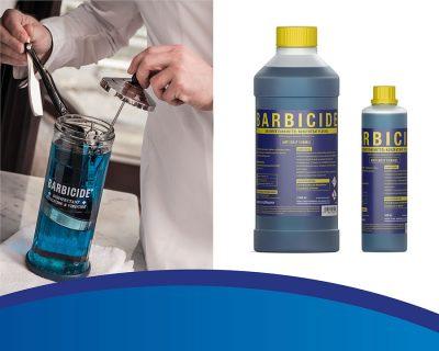 Bild zu Neues Barbicide-Konzentrat zum optimalen Desinfektionsschutz im Salon