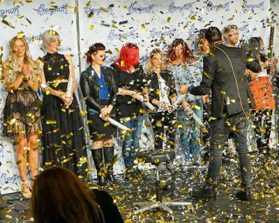 Bild: Kölner Friseurgroßhändler Bergrath feierte das Friseurhandwerk bei der eigenen Hausmesse