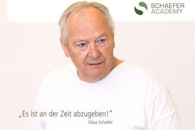 Letztes Chefseminar von Klaus Schaefer - Bild
