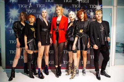TIGI Inspiration Days: Neues Seminarkonzept begeistert mit angesagten Trends & Looks aus London - Bild