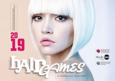 hairGAMES 2019 - BE DIFFERENT. - Bild