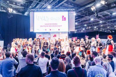 hairGAMES 2019: Die Champions des Friseurhandwerks - Bild