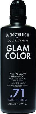 Die neue GLAM COLOR NO YELLOW-Serie von La Biosthétique