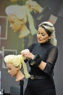 Early Bird Angebot: 4 Nations Show + Workshop Glamour Hochstecken by Yeliz Kaya