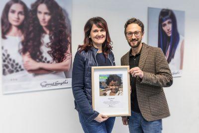 Bild zu Mehr als 400.000 Euro für SOS-Kinderdörfer