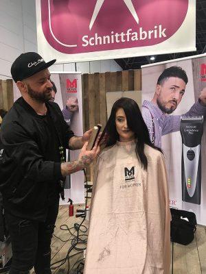 Wahl bei der Top Hair – die Messe 2020
