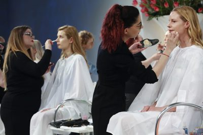 Bild zu BEAUTY DÜSSELDORF: European Make-up Awards 2020