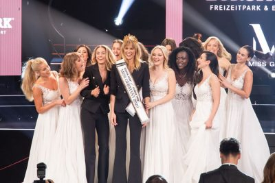 Bild zu TIGI stylt die neue Miss Germany 2020