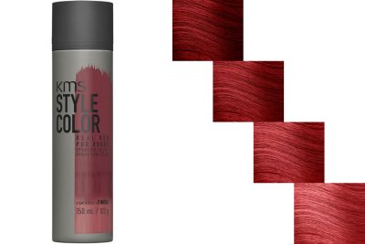 Bild zu REAL RED - die neue Trendfarbe im KMS STYLECOLOR-Sortiment