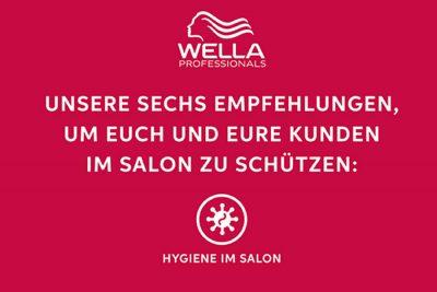 Wie Wella in Krisenzeiten die Friseur-Community unterstützen möchte - Bild